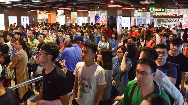 Bùng nổ ngành chiếu phim ở Việt Nam: Khán giả thích đến rạp xem gì? - Ảnh 1.