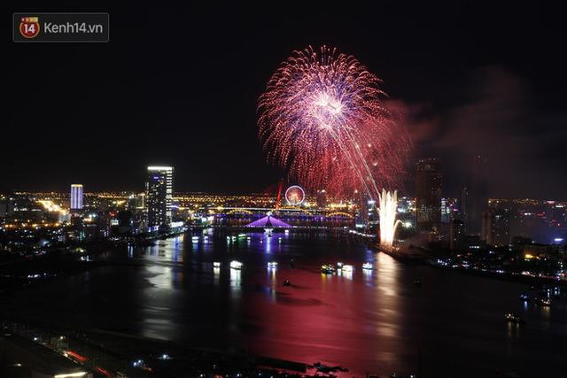 """Lễ hội Pháo hoa quốc tế 2019 """"Những dòng sông kể chuyện"""" ở Đà Nẵng chỉ kéo dài hơn 1 tháng - Ảnh 1."""