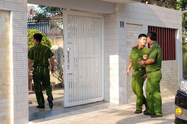Bộ Công an tiếp tục khám xét, khởi tố thêm 2 nguyên lãnh đạo Sở Tài chính Đà Nẵng - Ảnh 1.