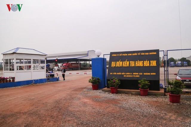 Chính thức thông quan cầu Bắc Luân II nối Việt Nam - Trung Quốc - Ảnh 10.