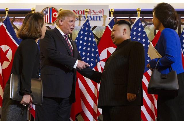 Chuyện gì xảy ra tiếp theo Hội nghị thượng đỉnh Mỹ Triều?  - Ảnh 1.