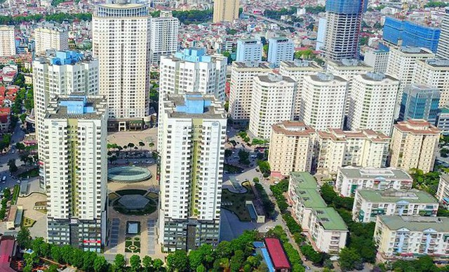 Cư dân phản ứng nhồi thêm cao ốc 18 tầng vào khu thành phố kiểu mẫu Hà Nội - Ảnh 1.