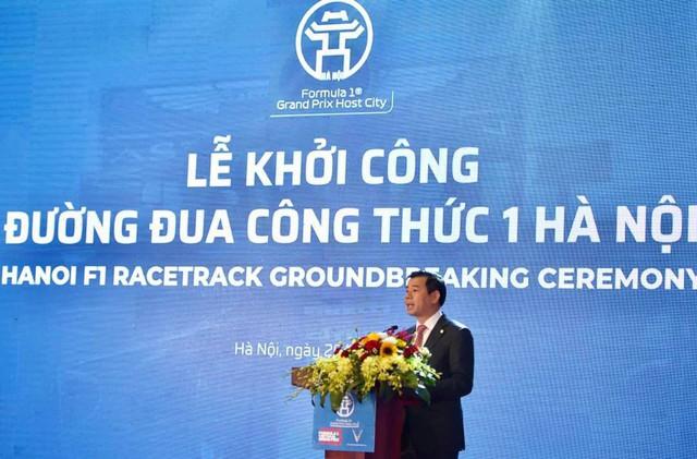 Hà Nội khởi công đường đua công thức 1 - Ảnh 5.