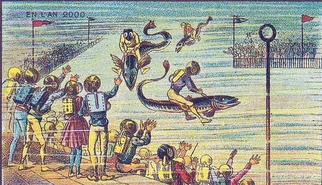 Đây là cách mà con người 100 năm trước tưởng tượng ra thế giới tương lai, có những điều đã trở thành hiện thực - Ảnh 8.