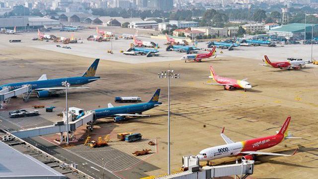 Đề xuất giao ACV thực hiện dự án mở rộng sân bay Tân Sơn Nhất - Ảnh 1.