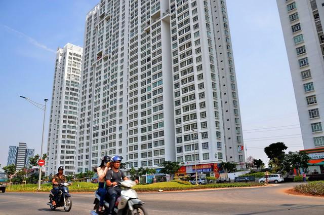 Báo cáo số liệu bất ngờ của Sở Xây dựng về nhà chung cư tại TP.HCM - Ảnh 1.
