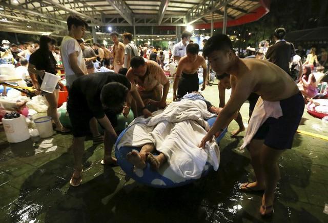 Cơ thể bỏng 91%, cô gái Đài Loan vẫn tự tin khoe nhan sắc xinh đẹp với biệt danh nàng tiên cá trong biển lửa - Ảnh 2.