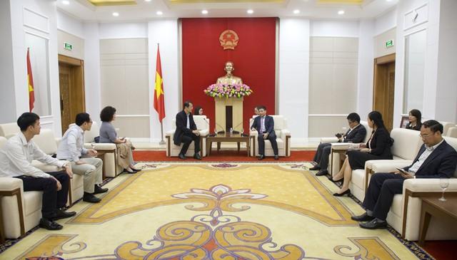 Foxconn Việt Nam muốn đầu tư tại Quảng Ninh - Ảnh 1.