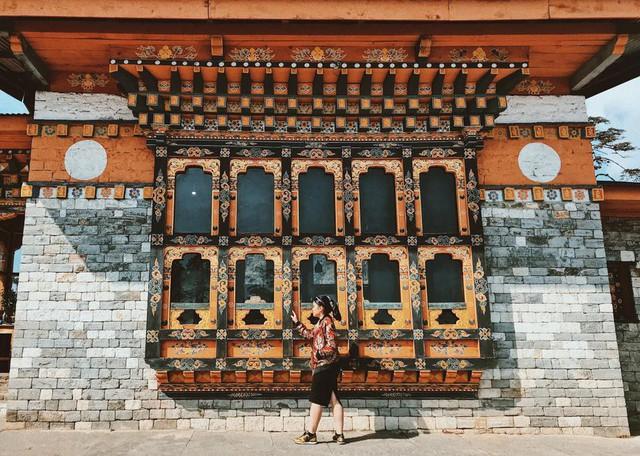 Hành trình khám phá Bhutan trong 5 ngày của cô gái Sài Gòn khiến nhiều người phải ôm mộng ước ao - Ảnh 14.