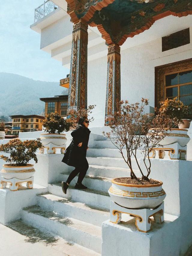 Hành trình khám phá Bhutan trong 5 ngày của cô gái Sài Gòn khiến nhiều người phải ôm mộng ước ao - Ảnh 15.