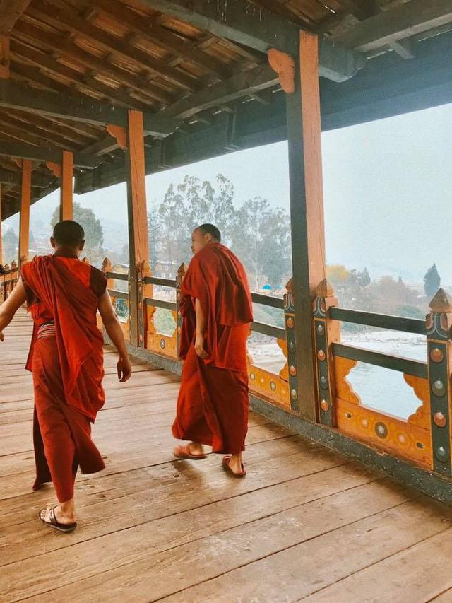 Hành trình khám phá Bhutan trong 5 ngày của cô gái Sài Gòn khiến nhiều người phải ôm mộng ước ao - Ảnh 22.