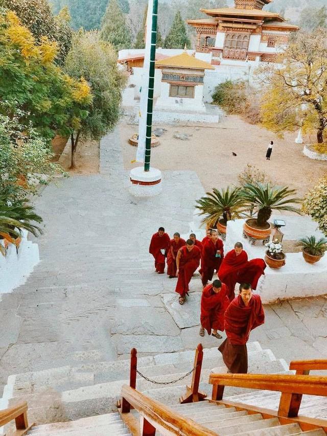 Hành trình khám phá Bhutan trong 5 ngày của cô gái Sài Gòn khiến nhiều người phải ôm mộng ước ao - Ảnh 25.