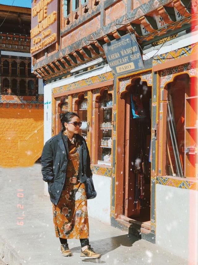 Hành trình khám phá Bhutan trong 5 ngày của cô gái Sài Gòn khiến nhiều người phải ôm mộng ước ao - Ảnh 27.