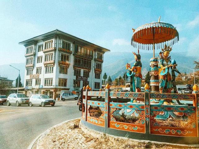 Hành trình khám phá Bhutan trong 5 ngày của cô gái Sài Gòn khiến nhiều người phải ôm mộng ước ao - Ảnh 6.