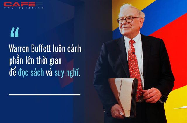 """Đảo ngược """"quy tắc 80/20"""" của Warren Bufett, tôi sững sờ nhận được kết quả đáng kinh ngạc: Tiền bạc, thời gian, công sức đều tiết kiệm được! - Ảnh 1."""