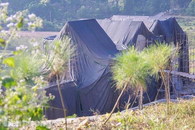 Thanh tra toàn diện đất rừng Sóc Sơn: Cả nghìn công trình vi phạm - Ảnh 2.