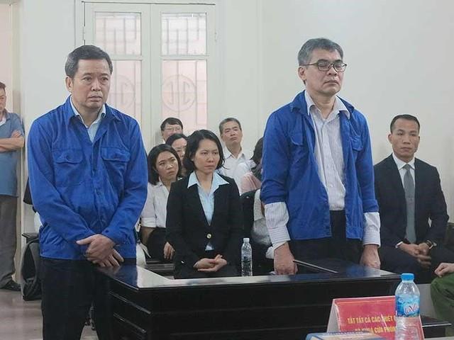 2 cựu sếp Vietsovpetro bị đề nghị 4-9 năm tù - Ảnh 1.