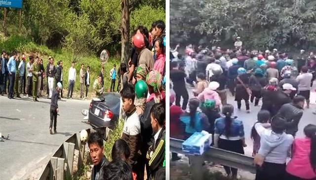 Ủy ban huyện Sapa nói vụ bắt vạ 400 triệu đồng sau tai nạn là tự nguyện, tài xế nói không - Ảnh 1.