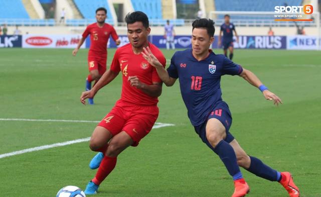 U23 Thái Lan 4-0 U23 Indonesia: Người Thái phô diễn sức mạnh, xứng đáng là đối thủ lớn nhất của Việt Nam - Ảnh 1.
