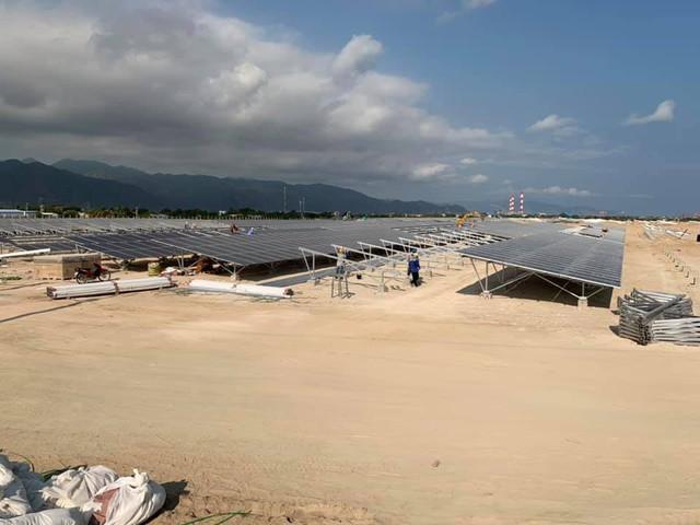 Tham vọng của FECON ở lĩnh vực điện mặt trời - Ảnh 1.
