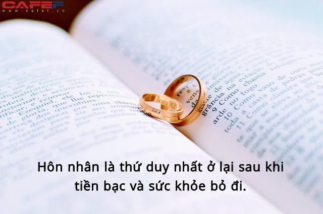 Người cha triệu phú viết thư gửi con trai trước đêm tân hôn: Đừng bao giờ coi vợ là bạn, đó là cách con sẽ thành công - Ảnh 1.