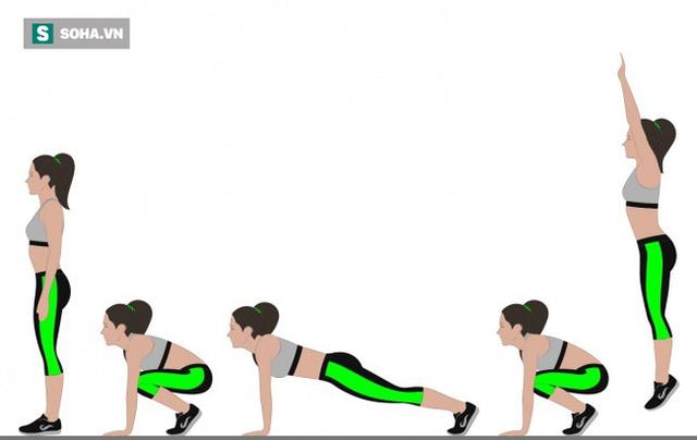9 bài tập thể dục tốt nhất cho người sau 40 tuổi: Người không tập thì sớm lão hóa bệnh tật - Ảnh 1.
