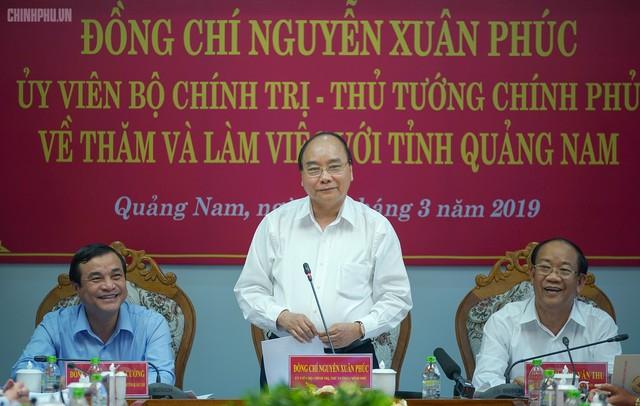 Thủ tướng: Quảng Nam phải tăng gấp đôi quy mô kinh tế trong 5 năm - Ảnh 1.