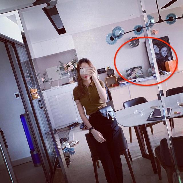 Chia sẻ hình ảnh tại gia, Đàm Thu Trang vô tình để lộ ngôi nhà sẽ chung sống cùng Cường Đô la? - Ảnh 1.