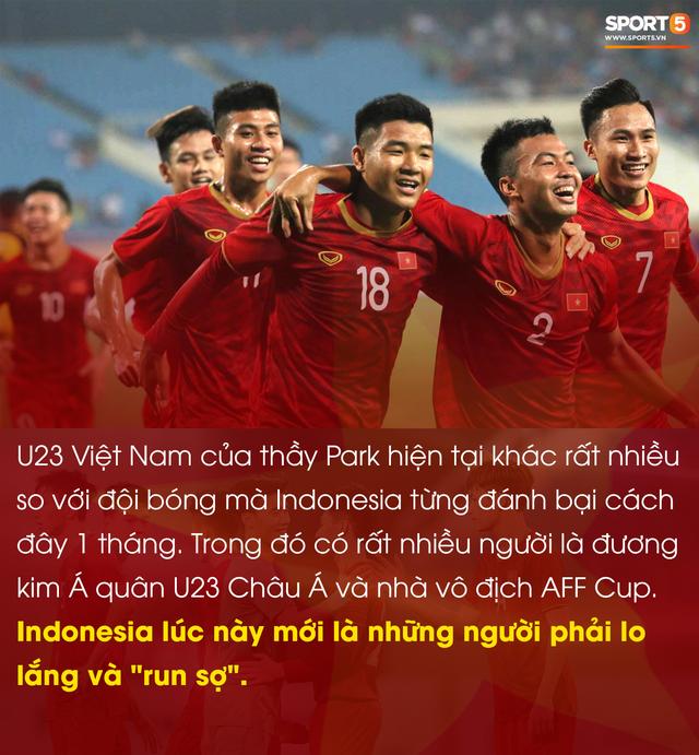 U23 Indonesia là nhà tân vô địch Đông Nam Á, nhưng U23 Việt Nam giờ đây là phiên bản hoàn toàn khác - Ảnh 1.