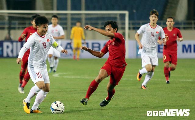 Ghi bàn giây cuối, U23 Việt Nam thắng nghẹt thở U23 Indonesia - Ảnh 2.