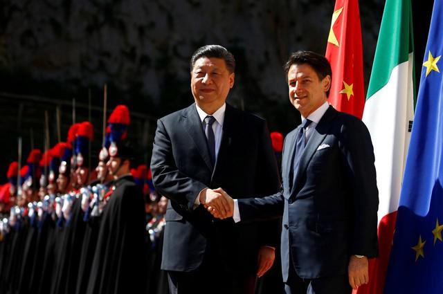 Một nửa thế giới trở nên hoang mang khi Ý thân mật với Trung Quốc tham gia Vành đai con đường - Ảnh 2.