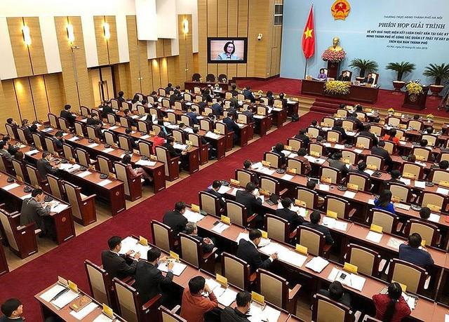 Gần 100 thanh tra xây dựng ở Hà Nội bị kỷ luật vì sai phạm - Ảnh 1.