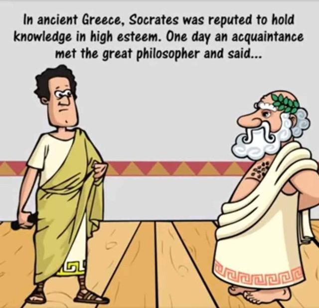 3 câu chuyện thú vị về nhà triết học Socrates: Đọc để thấy cuộc đời đơn giản hơn bạn tưởng - Ảnh 3.