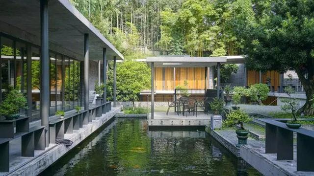 Cuộc sống an yên của người đàn ông độc thân trong ngôi nhà ngoại ô rộng 1000m² với thú vui uống trà, nuôi cá - Ảnh 30.