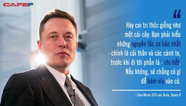 Không phải tham công tiếc việc, chính công thức 3 bước học hỏi từ Thomas Edison này mới là bí quyết khiến tỷ phú Elon Musk sáng tạo đến vậy! - Ảnh 2.