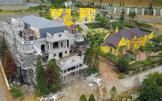 Biệt thự khủng tàn phá rừng Sóc Sơn vẫn bất động sau kết luận thanh tra - Ảnh 2.