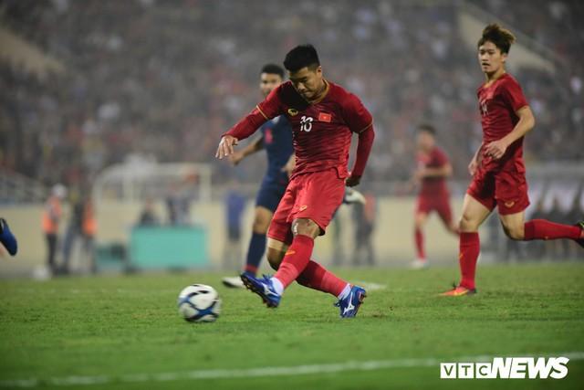 U23 Việt Nam thắng trận lịch sử trước U23 Thái Lan, giành vé vào VCK U23 châu Á - Ảnh 1.