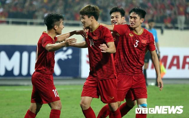 U23 Việt Nam thắng trận lịch sử trước U23 Thái Lan, giành vé vào VCK U23 châu Á - Ảnh 2.