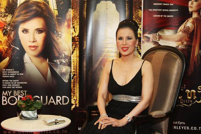 3 nàng công chúa nổi tiếng Thái Lan: Nhan sắc ở mức thường thường bậc trung nhưng ai cũng phải kiêng nể, đến cánh đàn ông cũng bái phục - Ảnh 3.