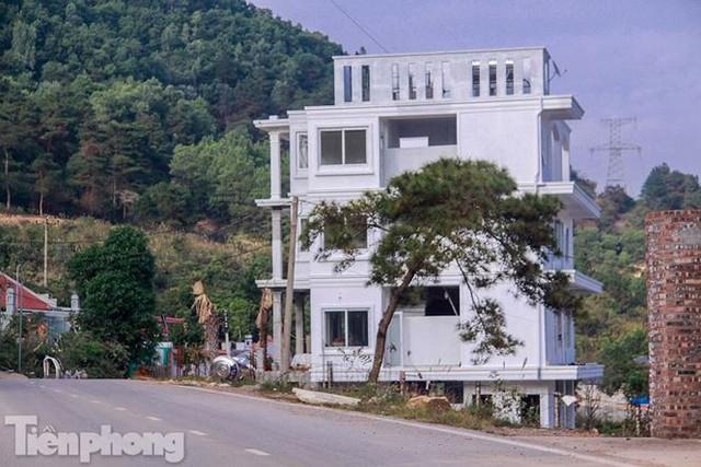 Biệt thự khủng tàn phá rừng Sóc Sơn vẫn bất động sau kết luận thanh tra - Ảnh 6.