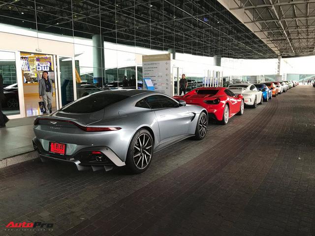 Dàn siêu xe triệu USD khoe dáng trước ngày triển lãm lớn nhất Đông Nam Á khai mạc - Ảnh 9.