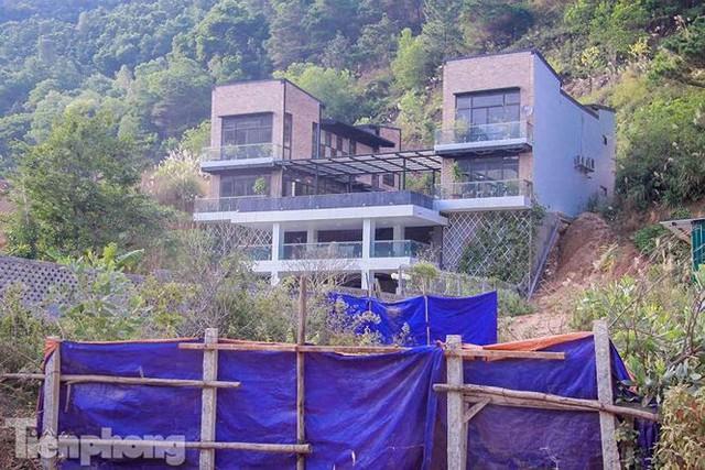 Biệt thự khủng tàn phá rừng Sóc Sơn vẫn bất động sau kết luận thanh tra - Ảnh 10.