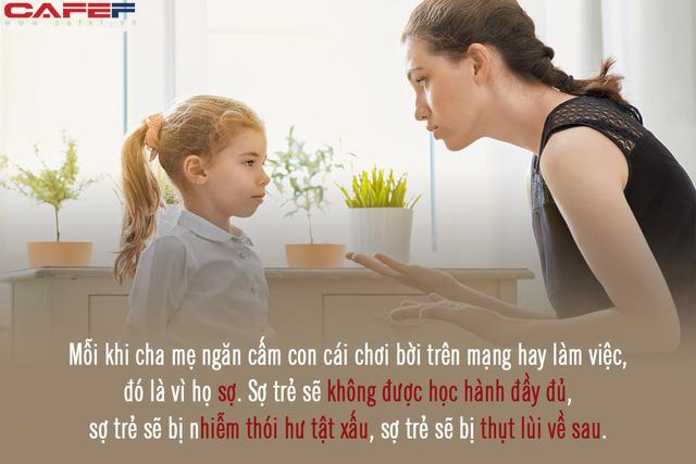 Nhìn người giàu dạy con, tôi mới thấm thía bài học để trẻ thành công nên người: Đã đến lúc chúng ta cần học cách tư duy khác biệt này! - Ảnh 3.