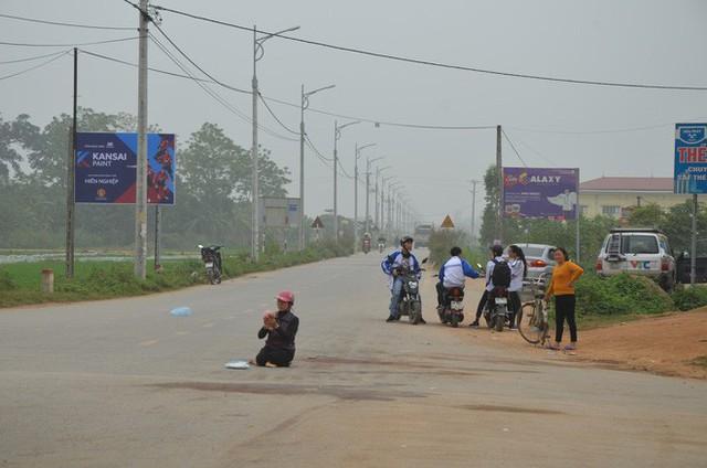 Vụ xe khách đâm 7 người tử vong ở Vĩnh Phúc: Tài xế về nhà sau khi tông đoàn người - Ảnh 1.