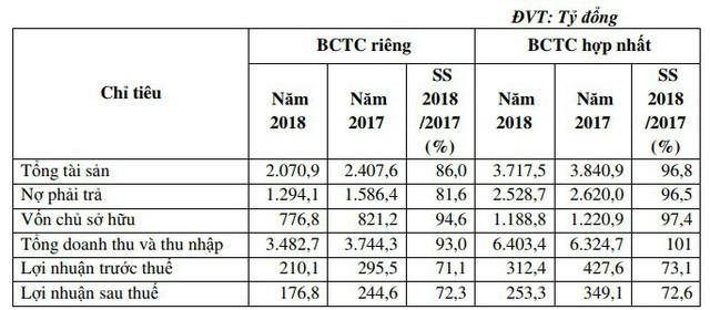 Phân bón Bình Điền (BFC): Kế hoạch lãi trước thuế 290 tỷ đồng, giảm 7% so với năm 2018 - Ảnh 1.