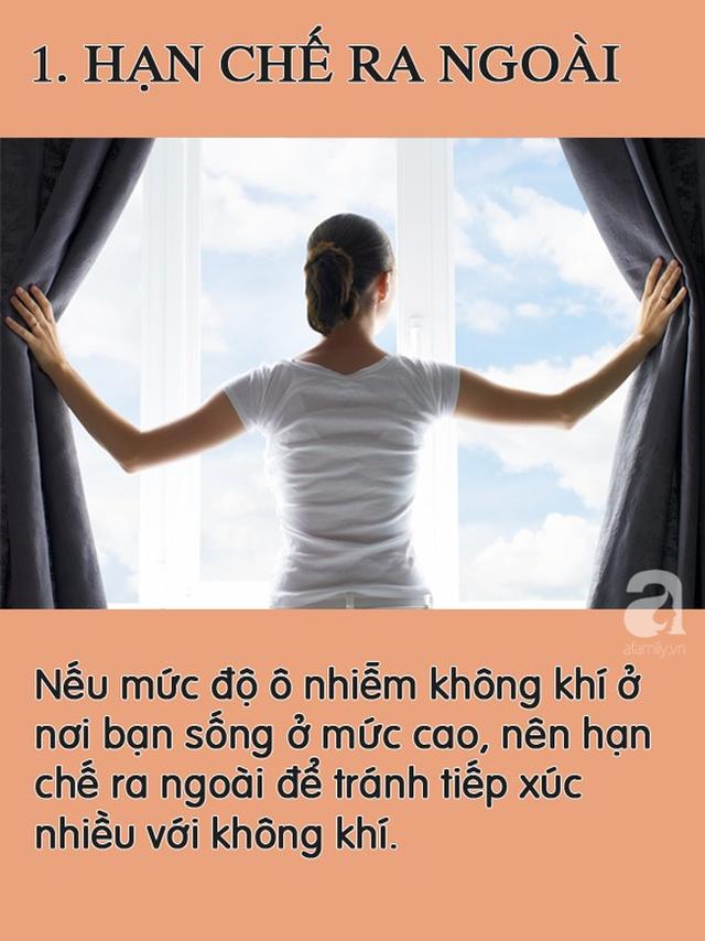 Ô nhiễm không khí đáng sợ ở Hà Nội, cần làm gì để bảo vệ mình khỏi bị nhiễm độc? - Ảnh 1.