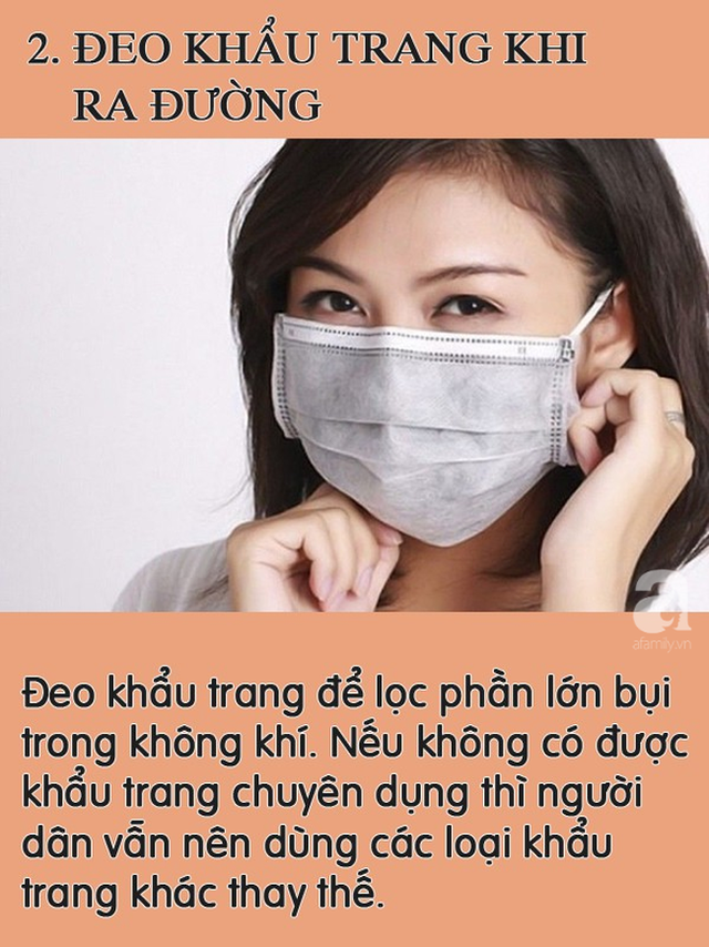 Ô nhiễm không khí đáng sợ ở Hà Nội, cần làm gì để bảo vệ mình khỏi bị nhiễm độc? - Ảnh 2.