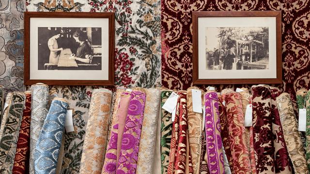 Nhung thành Venice: Sự tàn lụi của loại vải cao cấp vang bóng một thời vì đắt và khó khủng khiếp - Ảnh 13.