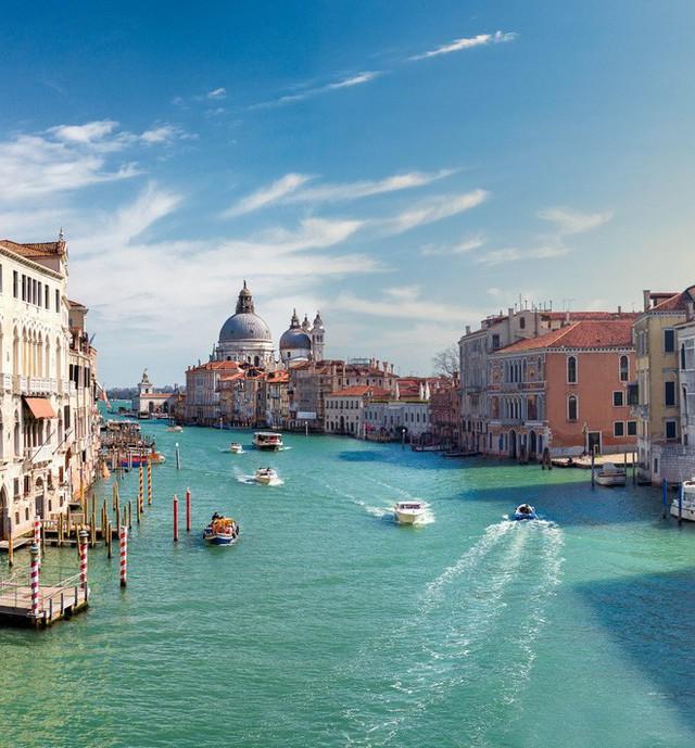 Nhung thành Venice: Sự tàn lụi của loại vải cao cấp vang bóng một thời vì đắt và khó khủng khiếp - Ảnh 4.