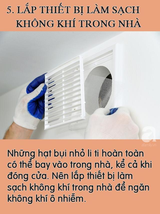 Ô nhiễm không khí đáng sợ ở Hà Nội, cần làm gì để bảo vệ mình khỏi bị nhiễm độc? - Ảnh 5.